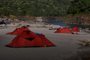 River Rafting on Brahmaputra – Siang Expedition