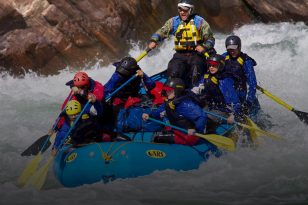 River Rafting in Arunachal Pradesh – Subansiri Expedition