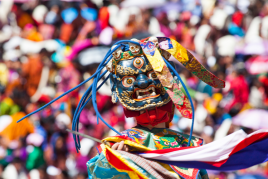 Bhutan Paro Festival